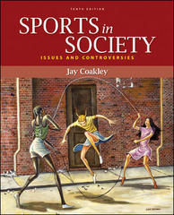 Sports in Society 10th Edition 9780073376547 007337654X