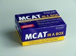 Kaplan MCAT in a Box 2nd edition 9781427797865 1427797862
