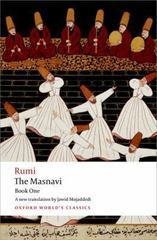 The Masnavi, Book One 0 9780199552313 0199552312