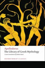 The Library of Greek Mythology 1st Edition 9780199536320 0199536325