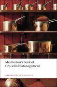 Mrs Beeton's Book of Household Management 1st Edition 9780199536337 0199536333