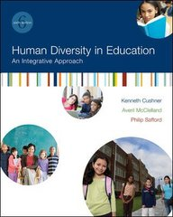 Human Diversity in Education 6th Edition 9780073525976 0073525979