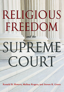 Religious Freedom and the Supreme Court 6th edition 9781602581609 1602581606