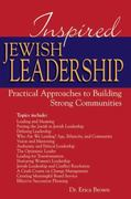 Inspired Jewish Leadership 1st Edition 9781580233613 1580233619