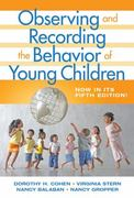 Observing and Recording the Behavior of Young Children 5th edition 9780807748824 080774882X