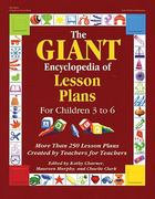 The GIANT Encyclopedia of Lesson Plans 0 9780876590683 0876590687