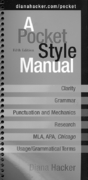 Pocket Style Manual & MLA Quick Reference Card 5th edition 9780312489458 0312489455