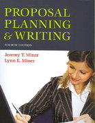 Proposal Planning and Writing 4th edition 9780313356742 0313356742