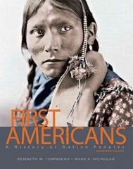 First Americans 1st edition 9780132069489 0132069482