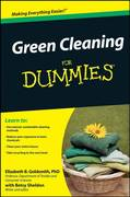 Green Cleaning For Dummies 1st edition 9780470391068 0470391065
