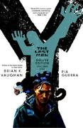 Y The Last Man Deluxe Edition Book One 1st Edition 9781401219215 1401219217