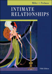 Intimate Relationships 5th Edition 9780073370187 0073370185
