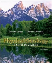 Physical Geology 8th edition 9780073376677 0073376671