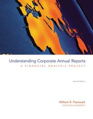 Understanding Corporate Annual Reports 7th Edition 9780073526935 0073526932