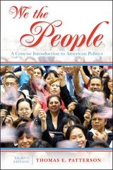 We The People 8th edition 9780073378961 0073378968