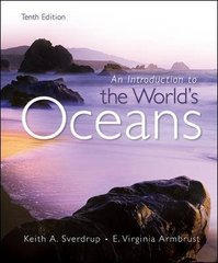 Introduction to the Worlds Oceans 10th edition 9780077415594 0077415590