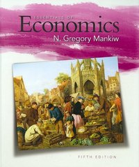 Essentials of Economics 5th edition 9780324590029 0324590024