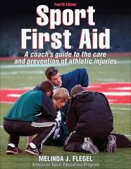 Sport First Aid 4th Edition 9780736076012 0736076018