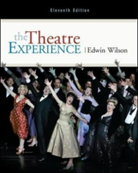 The Theatre Experience 11th edition 9780073382142 0073382140