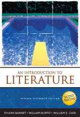 Introduction to Literature, An (Second Printing) 15th edition 9780205668373 0205668372