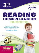 Third Grade Reading Comprehension Success (Sylvan Workbooks) 0 9780375430008 0375430008