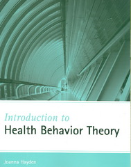 Introduction To Health Behavior Theory 1st edition 9780763743833 0763743836