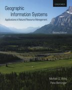 Geographic Information Systems 2nd Edition 9780195426106 019542610X