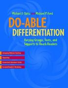 Do-Able Differentiation 1st Edition 9780325012834 0325012830