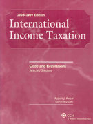 International Income Taxation 0 9780808018759 0808018752