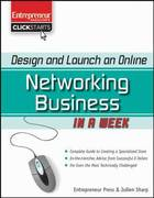 Design and Launch an Online Social Networking Business in a Week 1st edition 9781599182681 1599182688