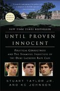 Until Proven Innocent 1st Edition 9780312384869 0312384866