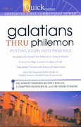 Galatians Thru Philemon 0 9781597897778 1597897779
