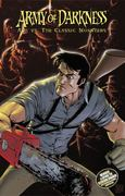 Army of Darkness: Ash vs. the Classic Monsters 0 9781933305417 193330541X