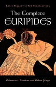 The Complete Euripides 1st Edition 9780195373400 0195373405