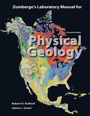 Laboratory Manual for Physical Geology 14th edition 9780073051499 0073051497