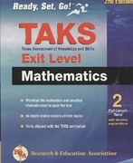 Texas TAKS Exit-Level Mathematics 2nd edition 9780738604442 0738604445