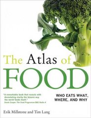 The Atlas of Food 1st Edition 9780520254091 0520254090