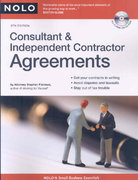 Consultant and Independent Contractor Agreements 6th edition 9781413307146 1413307140