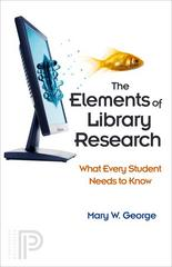 The Elements of Library Research 1st edition 9780691138572 0691138575