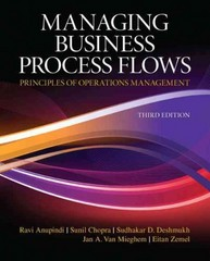 Managing Business Process Flows 3rd Edition 9780136036371 0136036376