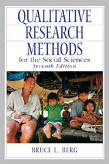 Qualitative Research Methods for the Social Sciences 7th edition 9780205628070 0205628079