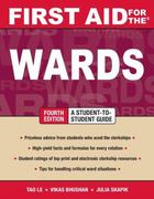 First Aid for the® Wards: Fourth Edition 4th edition 9780071597968 0071597964