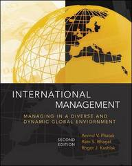International Management 2nd edition 9780073210575 0073210579