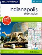 Atlas Indianapolis 08 8th edition 9780528872907 0528872907
