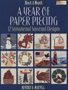 A Year of Paper Piecing 0 9781564778147 1564778142