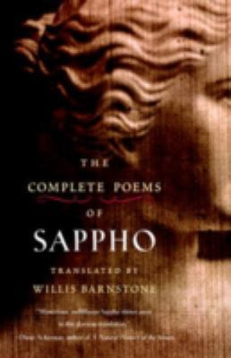 The Complete Poems of Sappho 1st Edition 9781590306130 1590306139