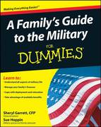 A Family's Guide to the Military For Dummies 1st edition 9780470386972 0470386975