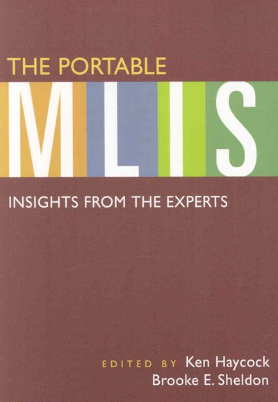 The Portable MLIS 1st Edition 9781591585473 1591585473