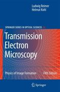 Transmission Electron Microscopy 5th edition 9780387400938 0387400931