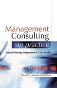 Management Consulting in Practice 0 9780749448189 0749448180